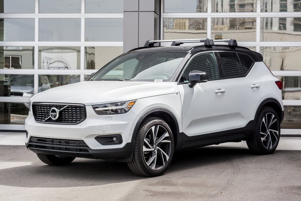 new 2019 volvo xc40 xc40t5awd r design sport utility 1v9000 ken garff automotive group. Black Bedroom Furniture Sets. Home Design Ideas