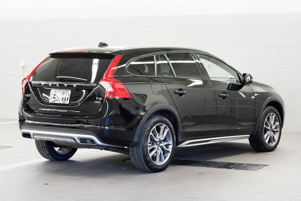Volvo Certified Pre Owned >> New 2018 Volvo V60 Cross Country T5 4D Wagon #1V8189 | Ken Garff Automotive Group