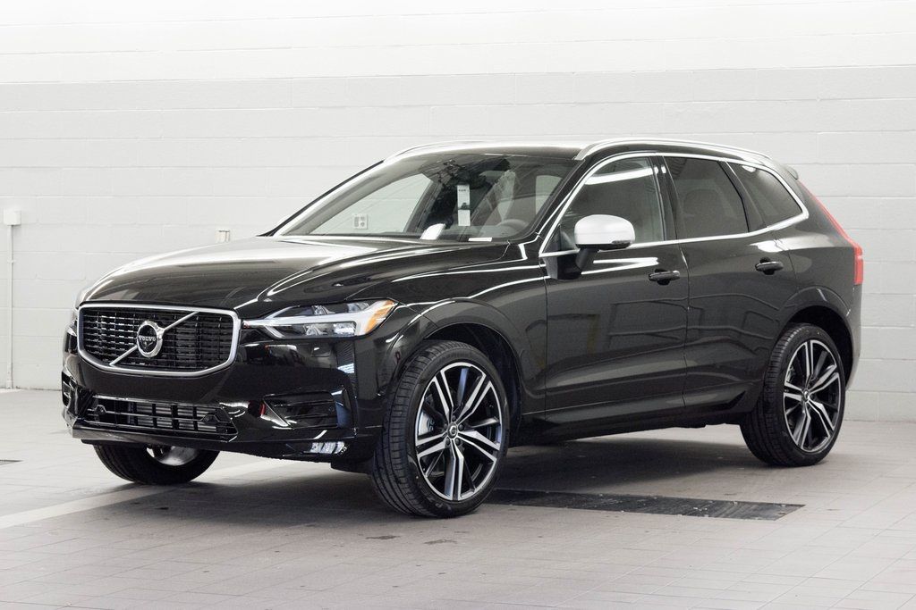 Volvo Certified Pre-Owned >> New 2018 Volvo XC60 T6 R-Design 4D Sport Utility #1V8158 | Ken Garff Automotive Group
