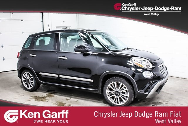 New 2018 Fiat 500l Trekking With Navigation