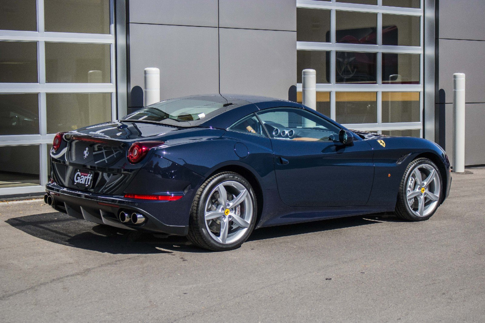 Ferrari California T >> Certified Pre Owned 2016 Ferrari California T With Navigation