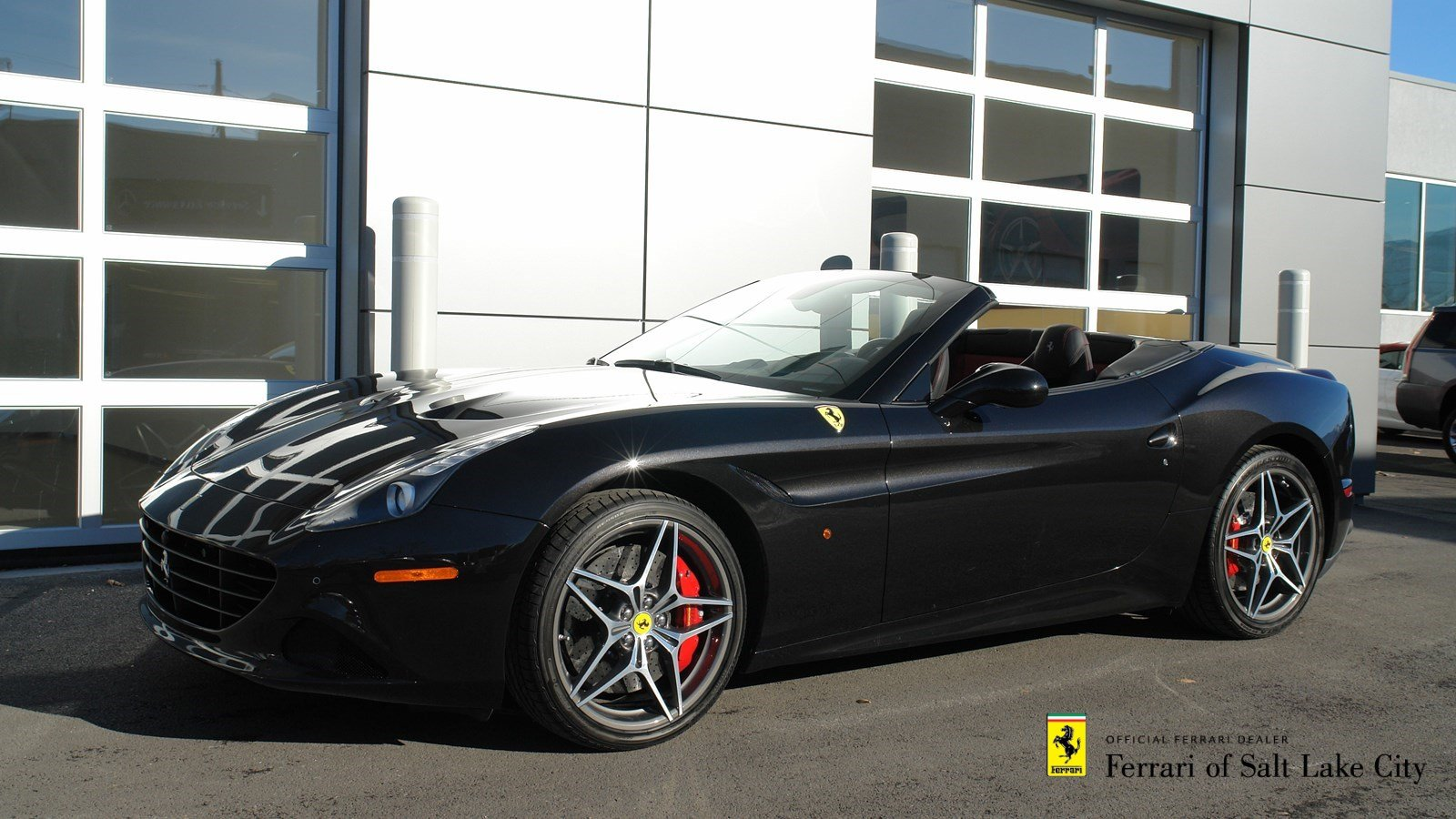 Certified Pre,owned 2017 Ferrari California T With Navigation