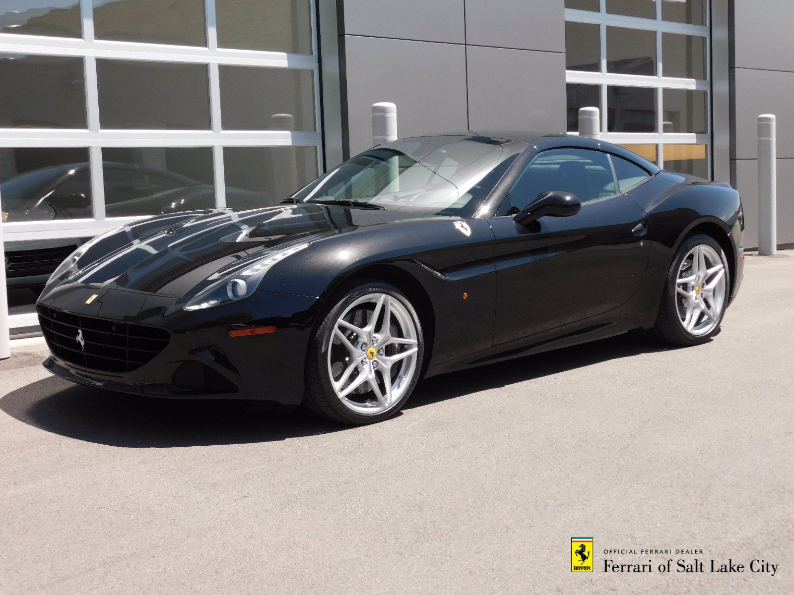 Certified Pre Owned 2017 Ferrari California T With Navigation