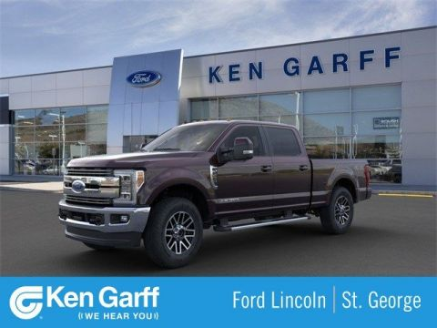 New 2019 Ford Super Duty F-250 SRW LARIAT 4WD CREW CAB 6.75'