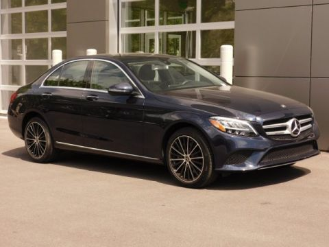 New 2019 Mercedes-Benz C-Class C 300 4dr Car #1M9047 | Ken