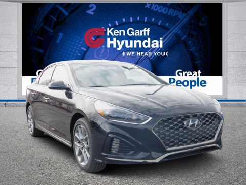 New 2019 HYUNDAI SONATA Limited 2.0T